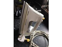 Tefal iron in good condition