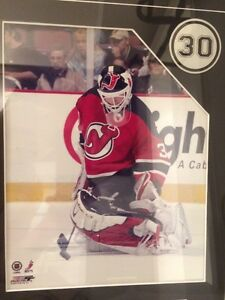 Framed Martin Brodeur Print Kingston Kingston Area image 4