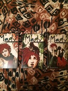 3 Romans de Mady