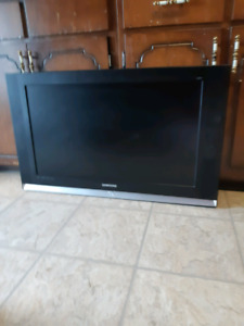 TV for sale.