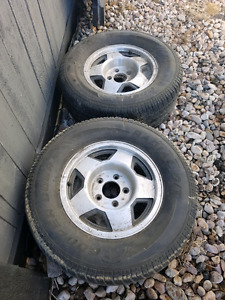 Chevy C1500 wheels