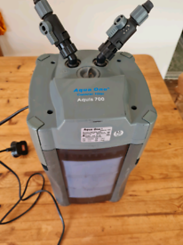 Aquarium External Canister Filter ideal for fish or turtles