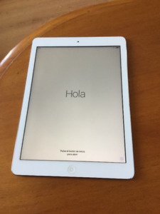 I pad air 16GB  ( excellent condition)