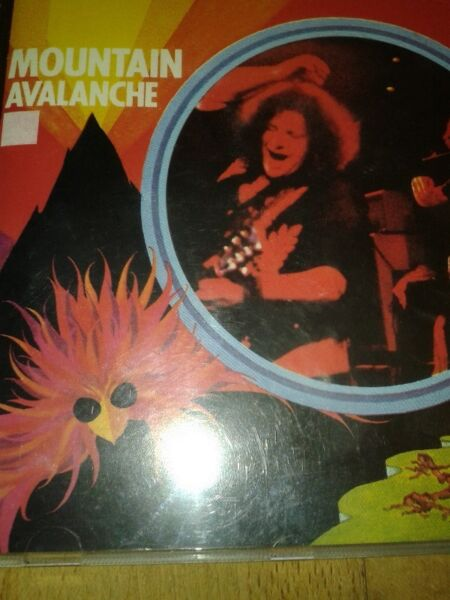 MOUNTAIN - Avalanche ,74 cd