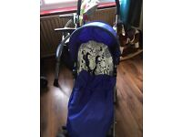 Mamas and papas swirl stroller pushchair
