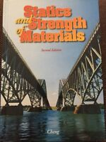 Static and Strength of Materials STRC1210