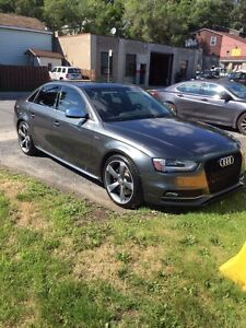 Audi S4 2015 6 speed manual mint condition