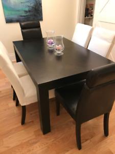 Dining Room Set - wood