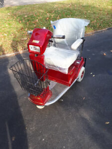 Rascal Chauffeur 235 Scooter - never used, still in wrap