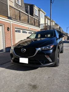 MAZDA CX3-GS 2017 FOR LEASE TAKEOVER