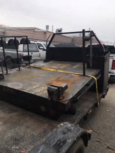 Flatbed for Chevrolet or GMC Truck