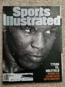 Sports illustrated mike tyson