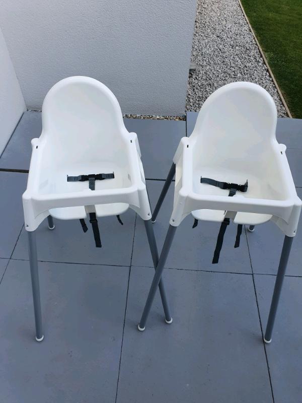 2 IKEA Antilop High chairs | in Portishead, Bristol | Gumtree