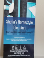 Offering House Cleaning Services