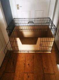 Dog cage / crate medium