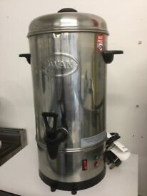Swan Stainless Steel, 10 Litre hot water URN