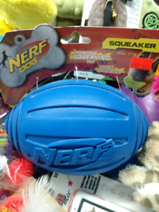 Nerf squeaky toy 50% off! $ 8.99