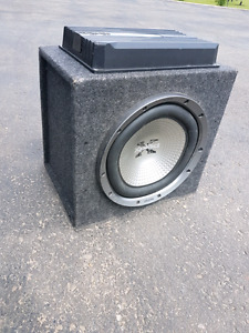 Xplod sub with Sony 1000w Amp CHEAP