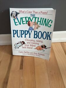 The everything puppy book