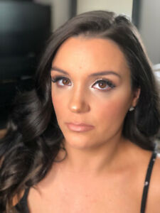 Makeup Artist for weddings and grad