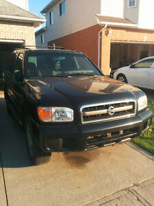 Parting out 2002 Nissan Pathfinder SUV