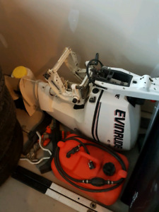 Evinrude etec 30 hp outboard
