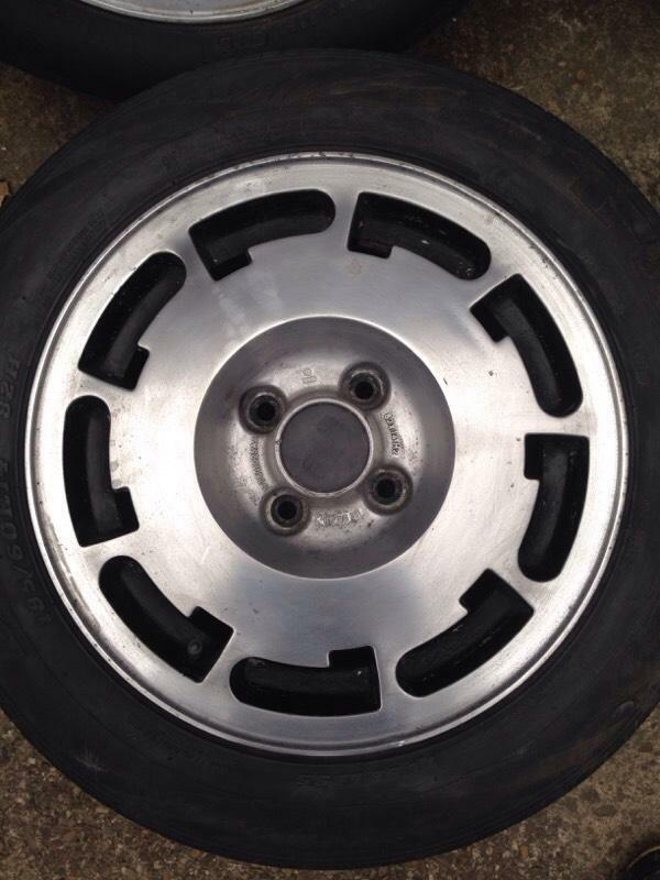 Pirelli p slot split rims