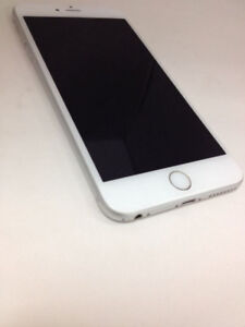Silver iPhone 6- 16gb -8/10 Condition - w/ Accessories, UNLOCKED