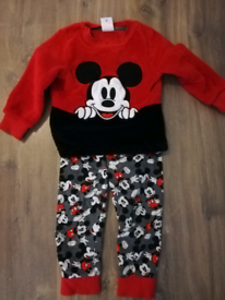 6 items for £8- DISNEY/NEXT/ H & M- Kids/baby dress/clothes bundle