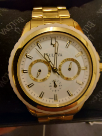 Bulova Marine Star Mens Watch