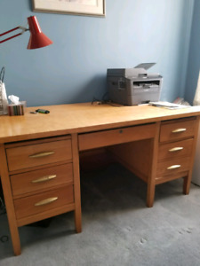 Very large office/gaming desk
