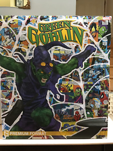Statue Sideshow Collectibles Green Goblin Spider-man Marvel