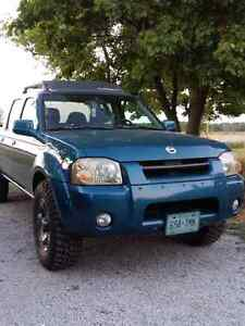 03 FRONTIER SUPERCHARGED 4X4