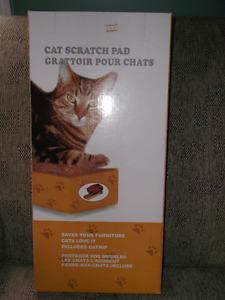 Cat Corrugated Scratch Pad