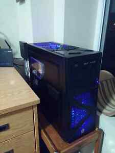Thermaltake Armor A60 Gaming PC Case with 3 Blue LED Fans