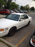 1998 mercury grand marquis gs etested!