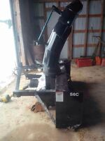 Snow plow/Blower for Tractor 2015 Luck Now