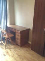 Close to U of S main floor nice room for rent immediately