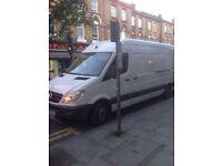 Handy man and long van 07892872100
