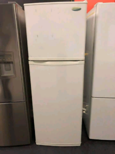 Westinghouse 340l fridge 3 months warranty