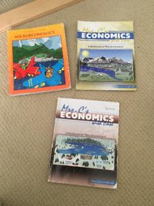 Brock University - Microeconomics - ECON 1P91/1P92 Workbooks