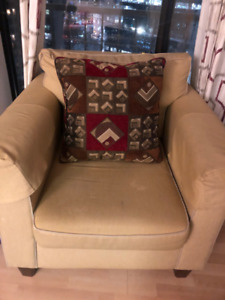 Large chair for sale