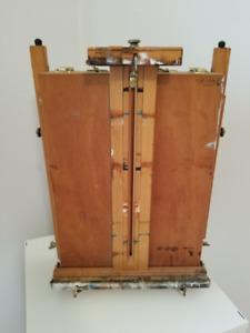 Chevalet portatif - MABEF M22 (French Sketch Box Easel)