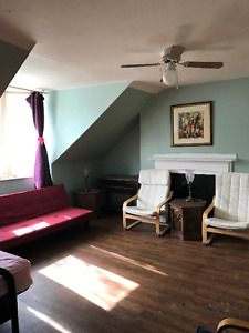 2 mins walk-DAL, core downtown ,Looking for a  roomate