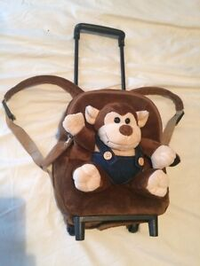 Travel bag for the little one