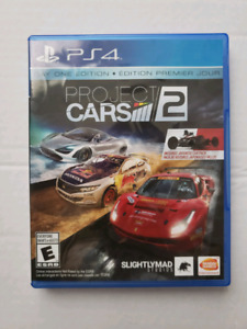 Project Cars 2 (PS4) - $25