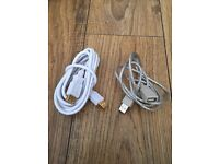 2 x USB extension cables