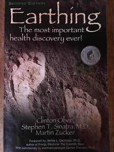 """""""Earthing"""" Softcover - Like New"""