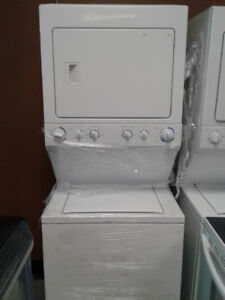 washer/dryer stackable frigidaire 27""