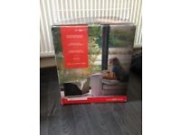 Outdoor gas heater/ heat cube/ portable gas heater. Brand new boxed.